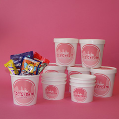 Goody bag ideas for childrens parties, fun party food ideas UK